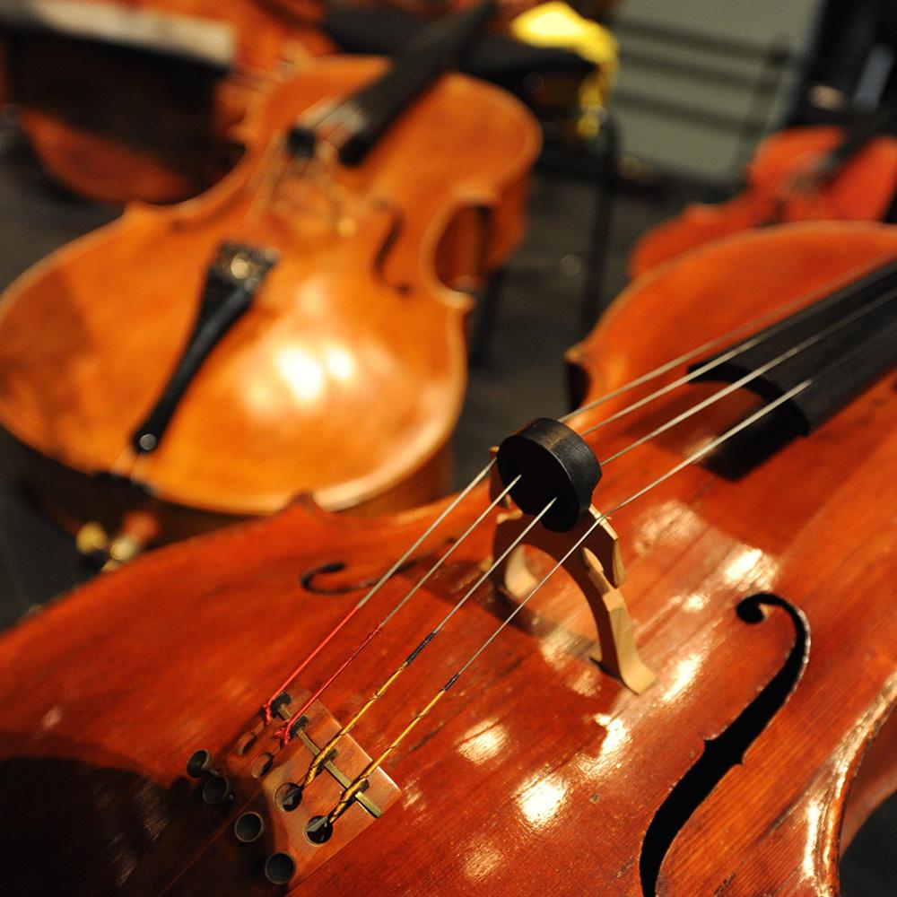 Pause-concert - Sextuor à cordes - Avril 2020 © Marc Roger